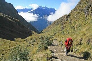 Entlang des Inka Trail