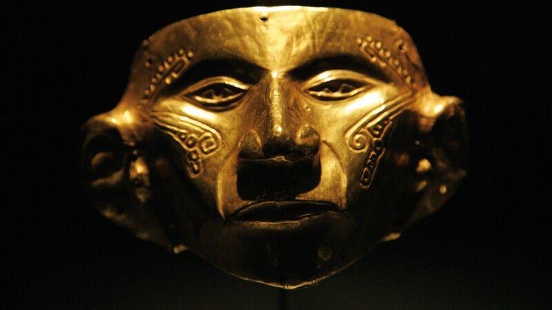 Goldmuseum in Bogota © Diamir