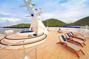 """Galapagos-Kreuzfahrt mit der """"Ocean Spray"""""""