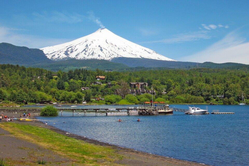 Vulkan Vlilarrica