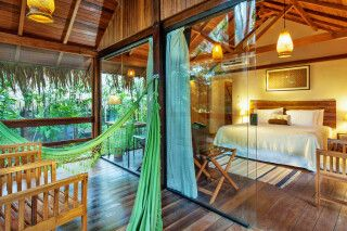 Anavilhanas Jungle Lodge - Bungalow