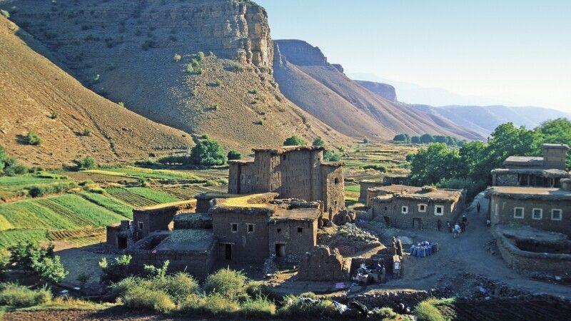 Jebel Saghro © Diamir