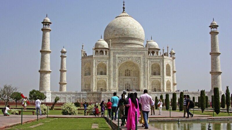 Taj Mahal © Diamir