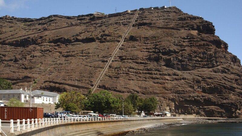 St. Helena lockt mit Aussichtsbergen © Diamir