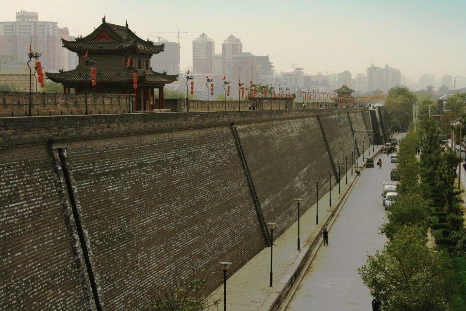 Stadtmauer von Xian