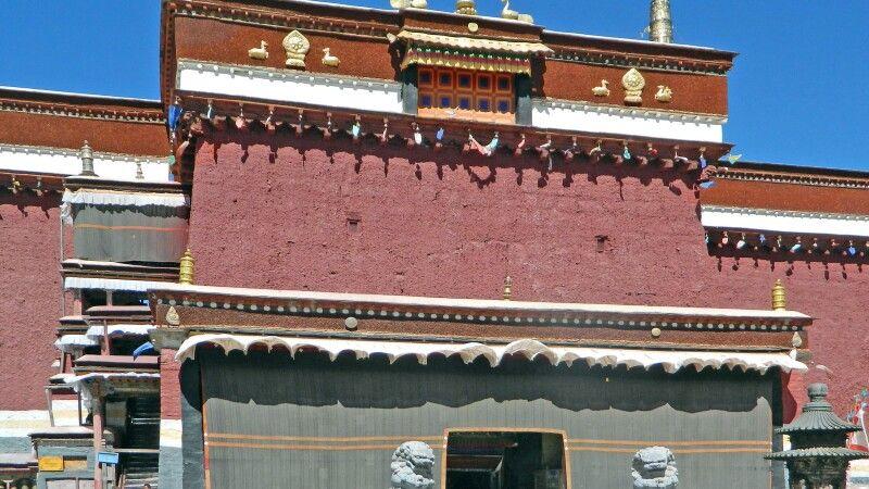Kloster Sakya © Diamir
