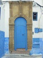 Eingangsportal in Essaouira