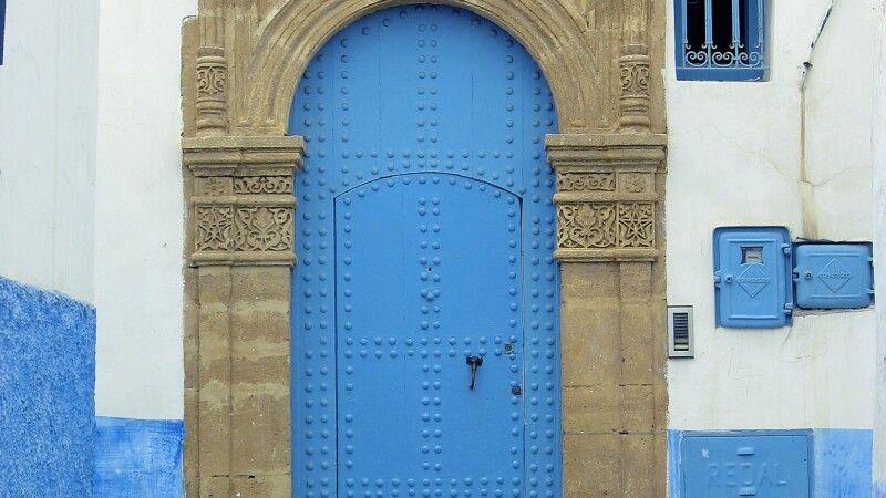 Eingangsportal in Essaouira © Diamir