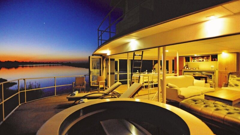 Chobe Princess © Diamir