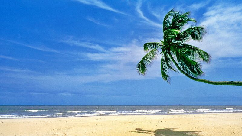 Strand in Goa © Diamir