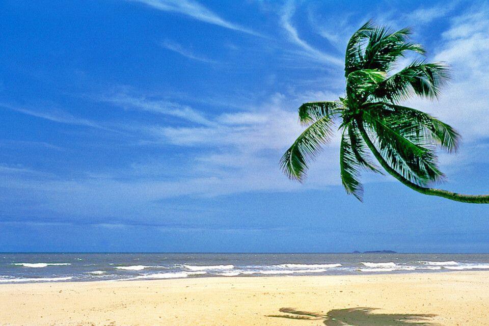 Strand in Goa