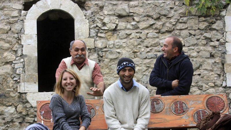 Freunde in Berg Karabach © Diamir