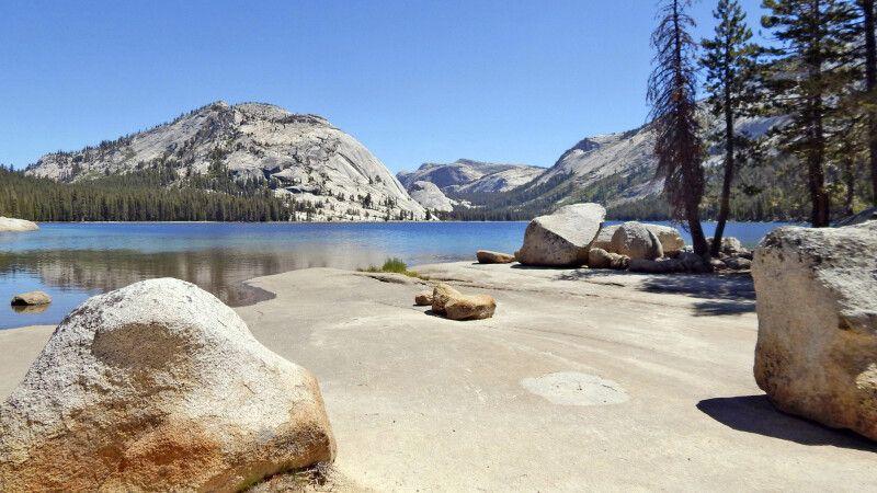 Der Tenaya Lake im Yosemite-NP © Diamir