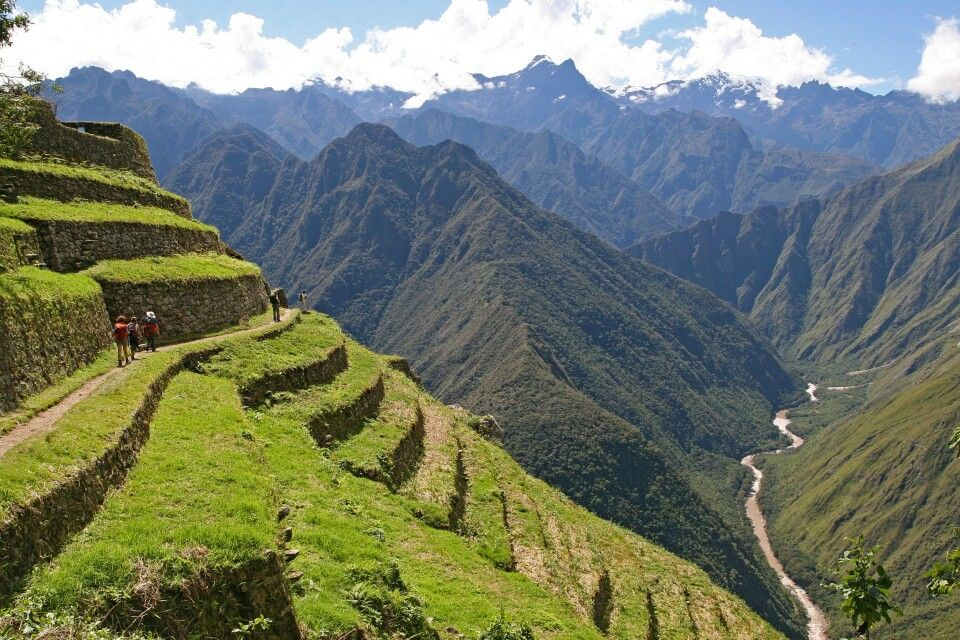 Unterwegs auf dem Inka Trail
