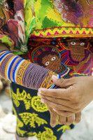Traditioneller Schmuck San Blas Inseln