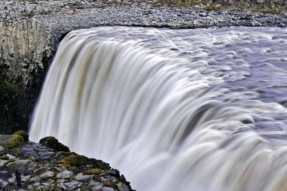 Dettifoss – der größte Wasserfall des Landes