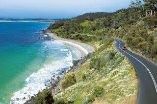 Tasmanien KŸste OstkŸste