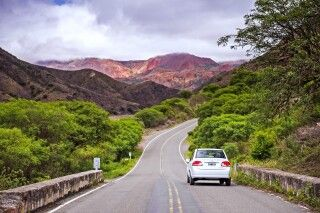 Unterwegs im Cachi-Tal