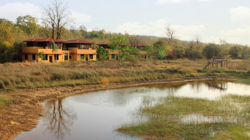 Infinity Resorts_ Bandhavgarh-Nationalpark © Diamir