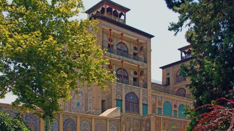 Golestan Palast © Diamir