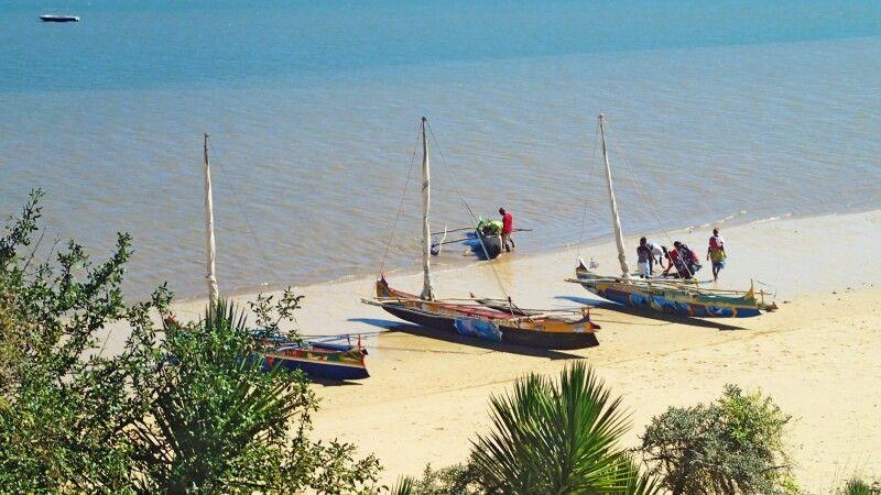 Strand auf Madagaskar © Diamir