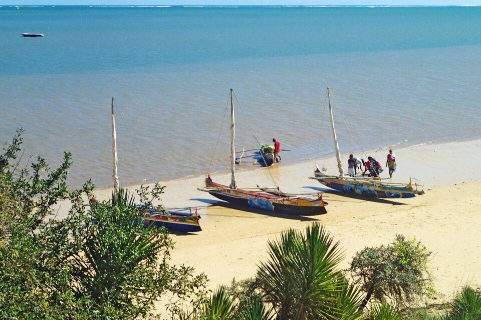 Strand auf Madagaskar