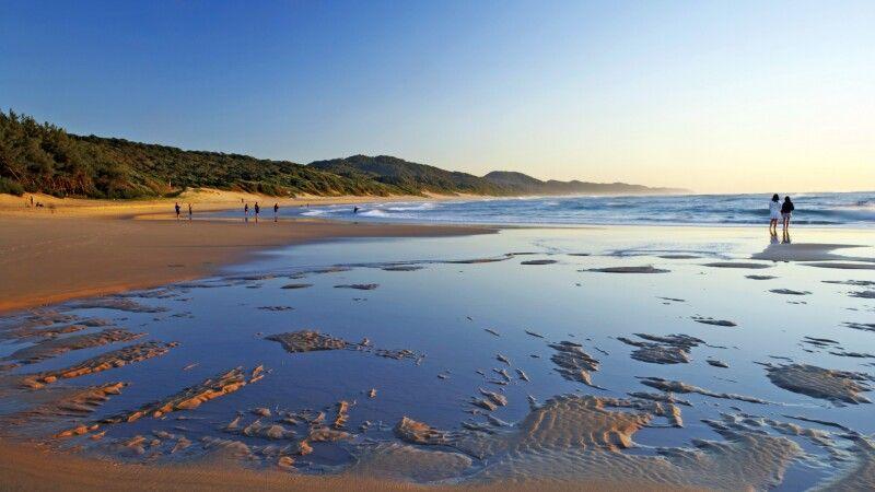 Cape Vidal. Greater St Lucia Wetland Park. KwaZulu Natal. Südafrika © Diamir