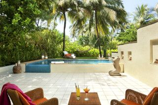 Taj Exotica_Goa_Premium Villa Room with Personal Plunge Pool