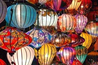 Hoi An, die Stadt der Lampions - die Wahrzeichen der Stadt