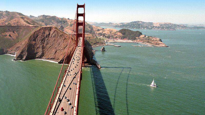Golden Gate Bridge, San Francisco © Diamir