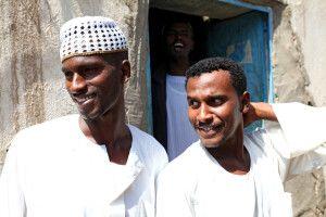 Sudanesen in Kerma