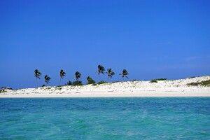 Strand bei Port Moresby