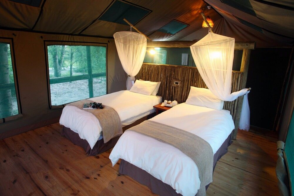 Nata Lodge: Safarizelt