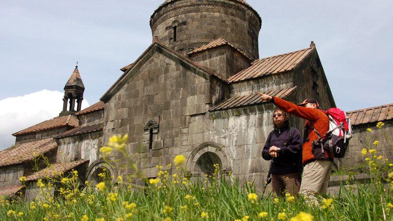 Kloster Haghpat, Nordarmenien © Diamir