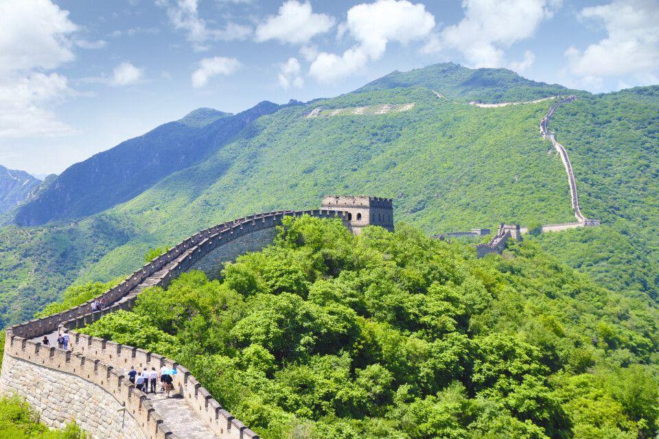 Peking Große Mauer