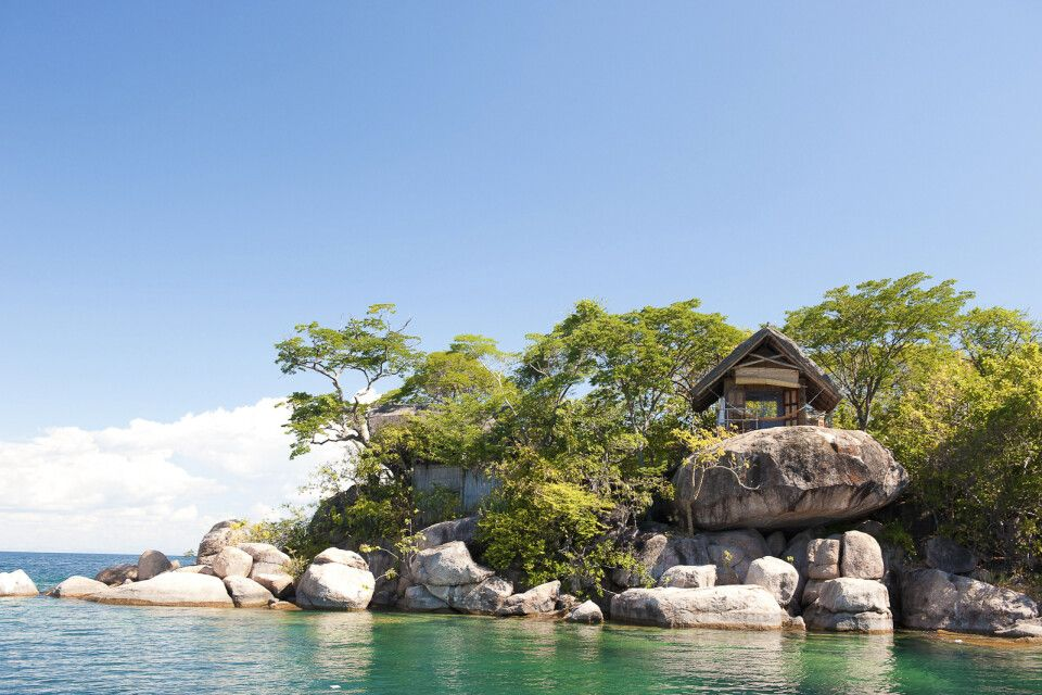 Malawi-See, Mumbo-Island