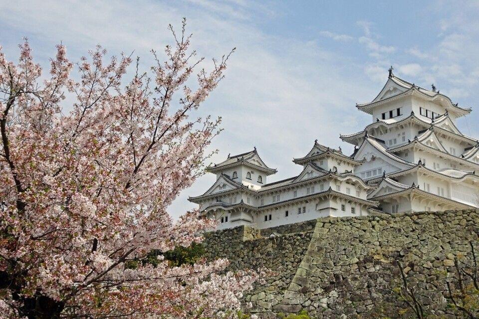 Japan Burg Himeji