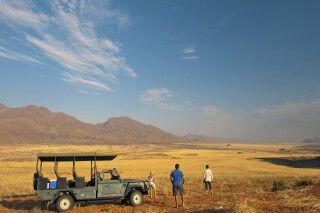 Unterwegs in der Wüste