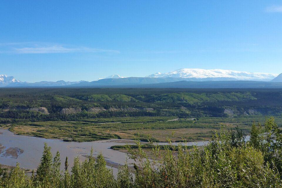 Denali-Panorama