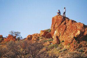 Ausblick im Outback