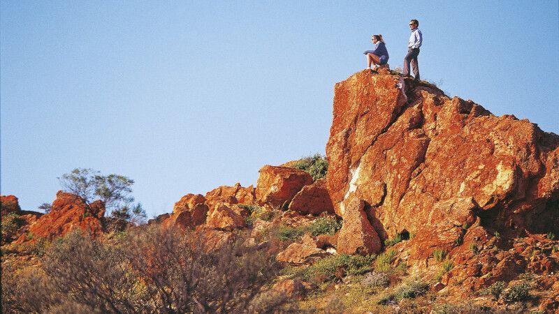Ausblick im Outback © Diamir