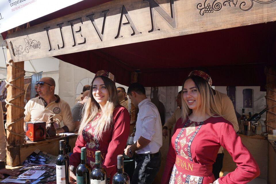 Wein aus Ijevan