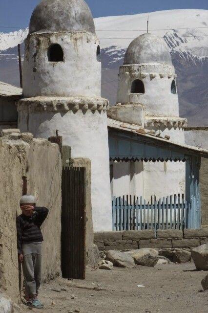 Moschee im Pamir