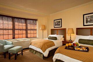 Zimmerbeispiel, Gideon Putnam Resort, New York State