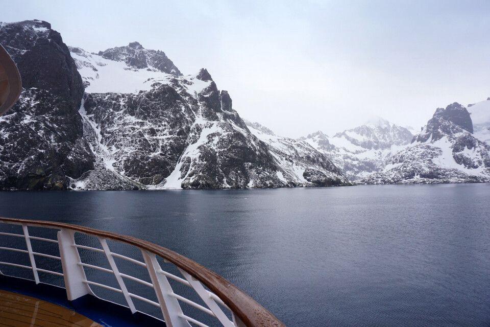 Im Drygalski-Fjord