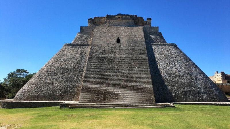 Uxmal – Ruinen einer bedeutenden Maya-Stadt © Diamir