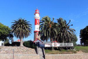 Leuchtturm in Swakopmund