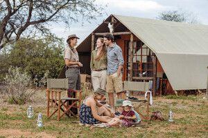 Kambaku Lodge - Camp