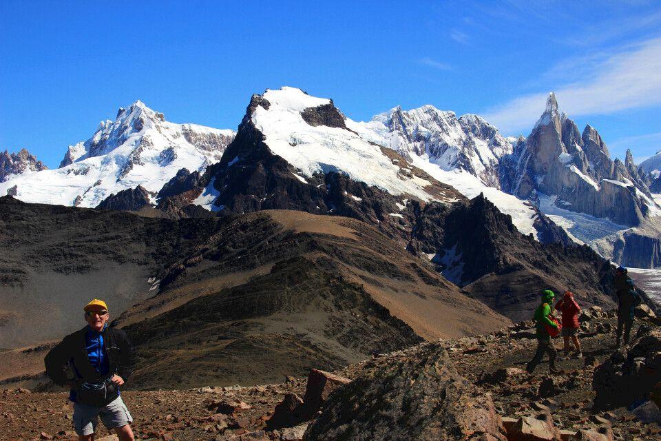 Aktiv unterwegs im Nationalpark Los Glaciares