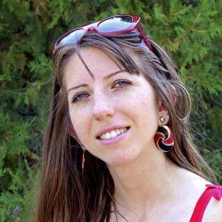 Reiseleiterin Liana Santrosyan